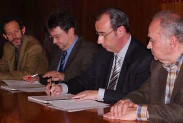 Signatura per a la gestió de les deixalleries