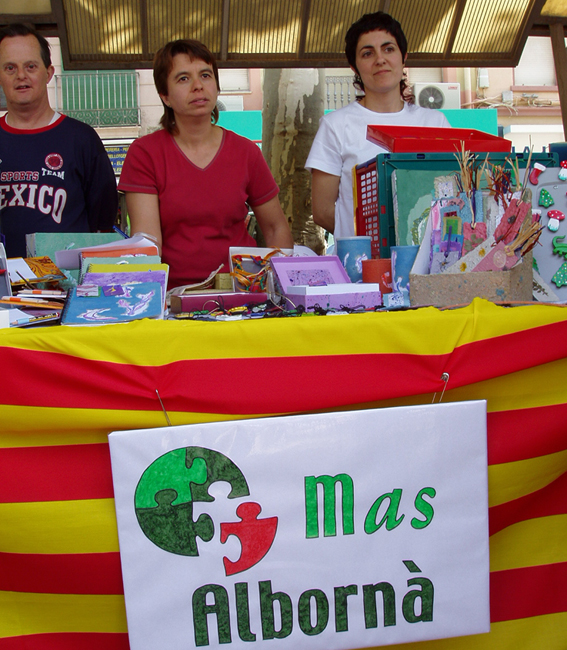 Paradeta de Sant Jordi de Mas Albornà