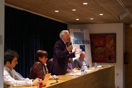Josep Gomis president d'APPS