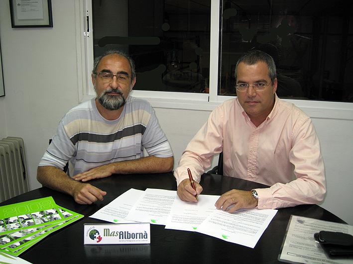 Signatura Caja Madrid