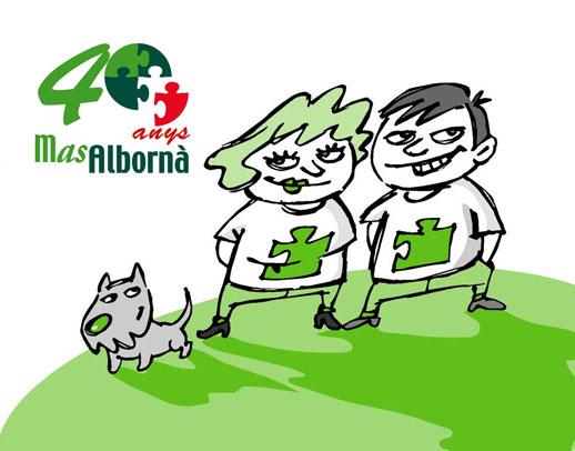 CALENDARI DE MAS ALBORNÀ