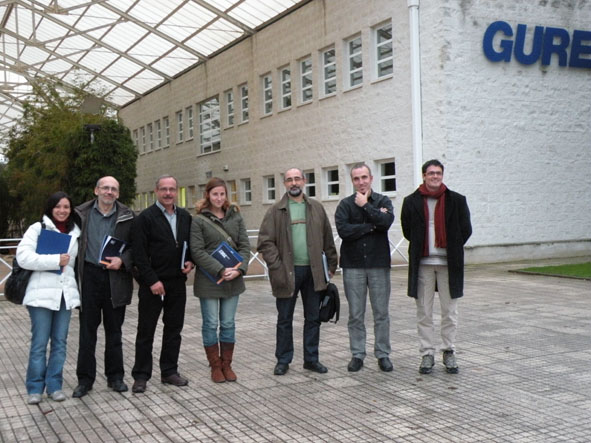 Visita a Gureak
