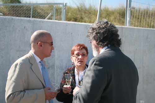 Inauguració de deixalleria de Sant Llorenç d'Hortons