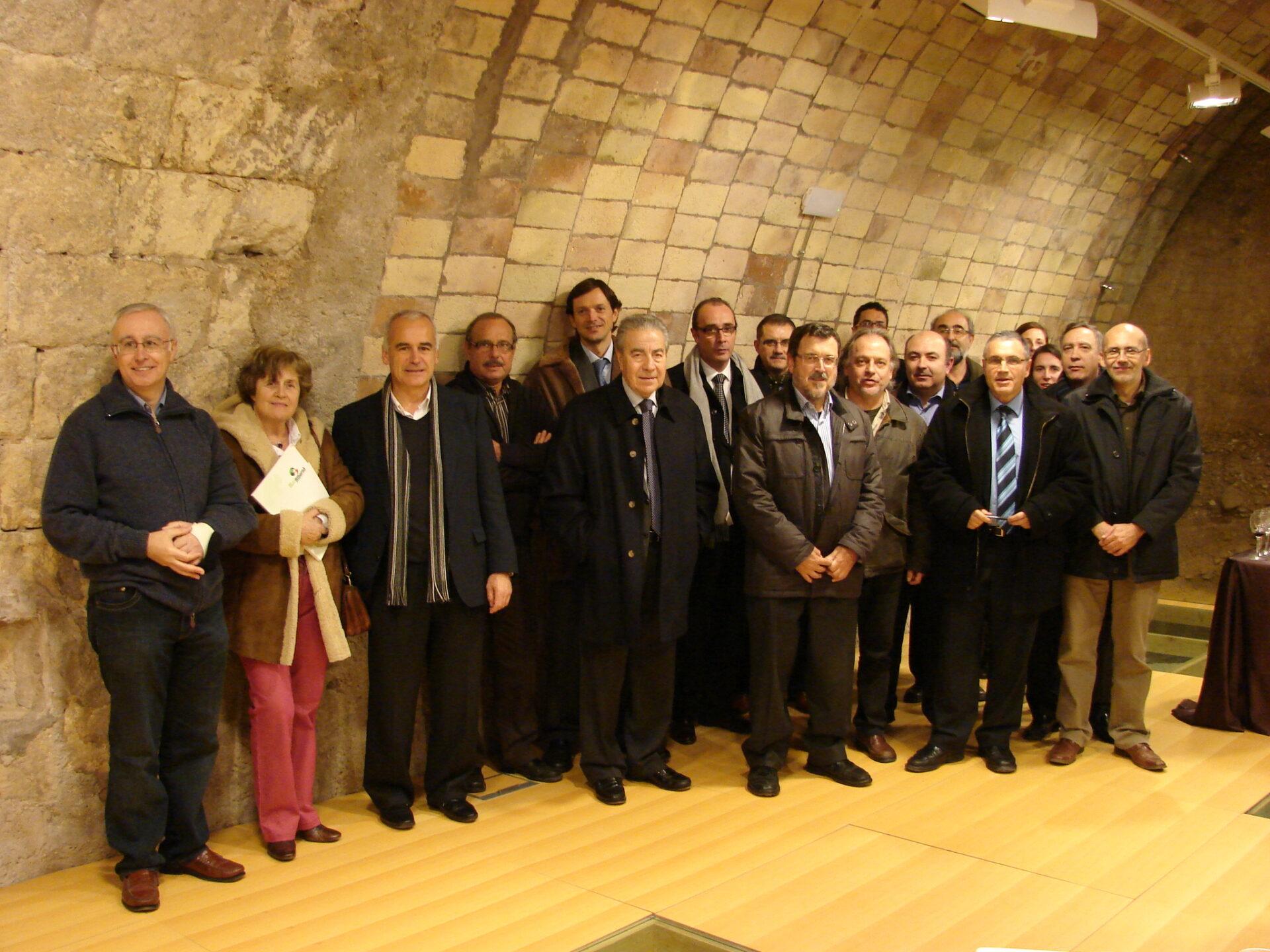 Reunió de patronat 2010