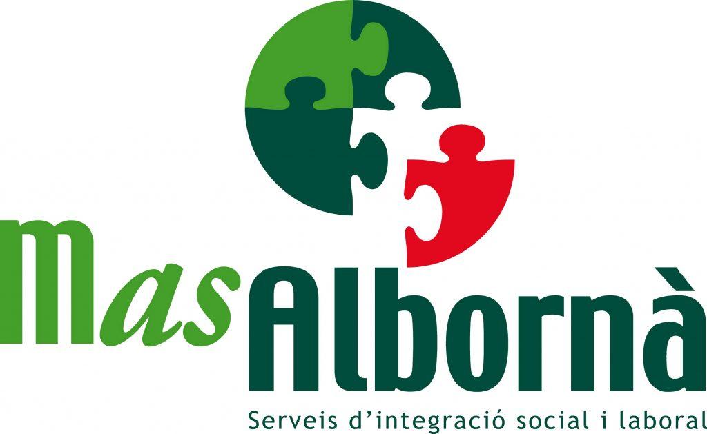 Logo Mas Albornà