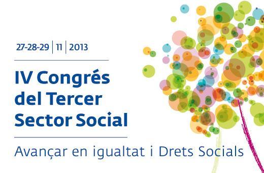 Participem al Congrés del Tercer Sector Social