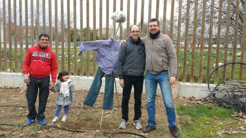 Voluntariat per l'hort urbà