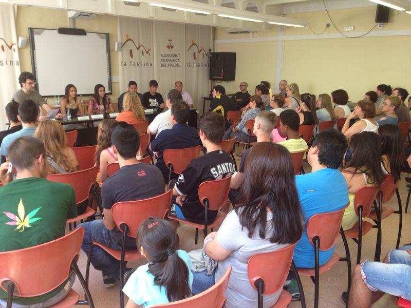 Formació de PQPI de Jardineria a Mas Albornà