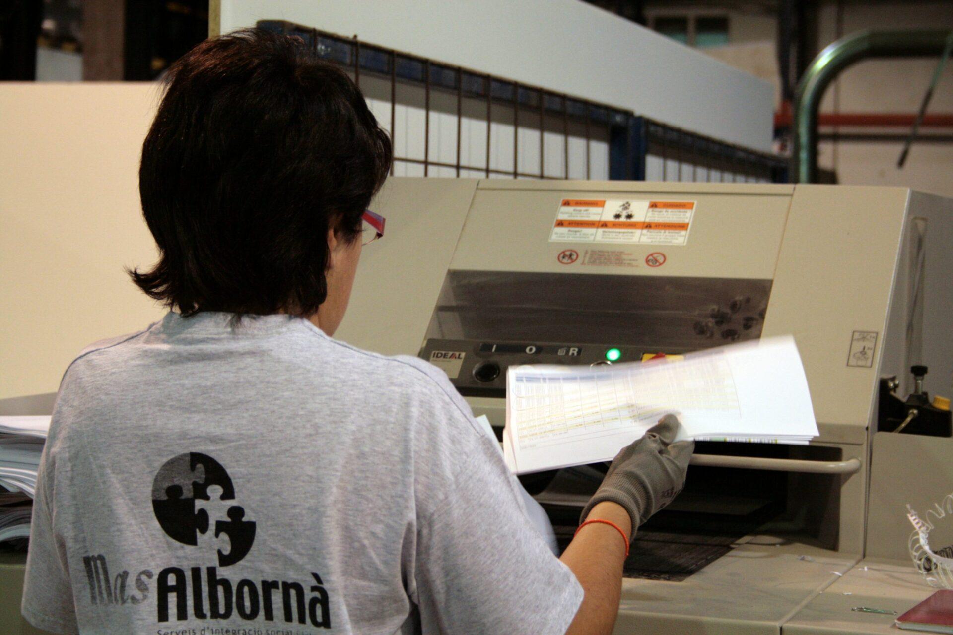 Digitalització per a l'Ajuntament de Vilanova del Camí