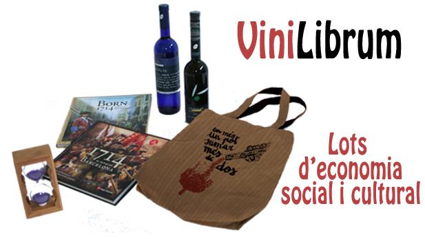 Neix ViniLibrum: lots d'economia social i cultural