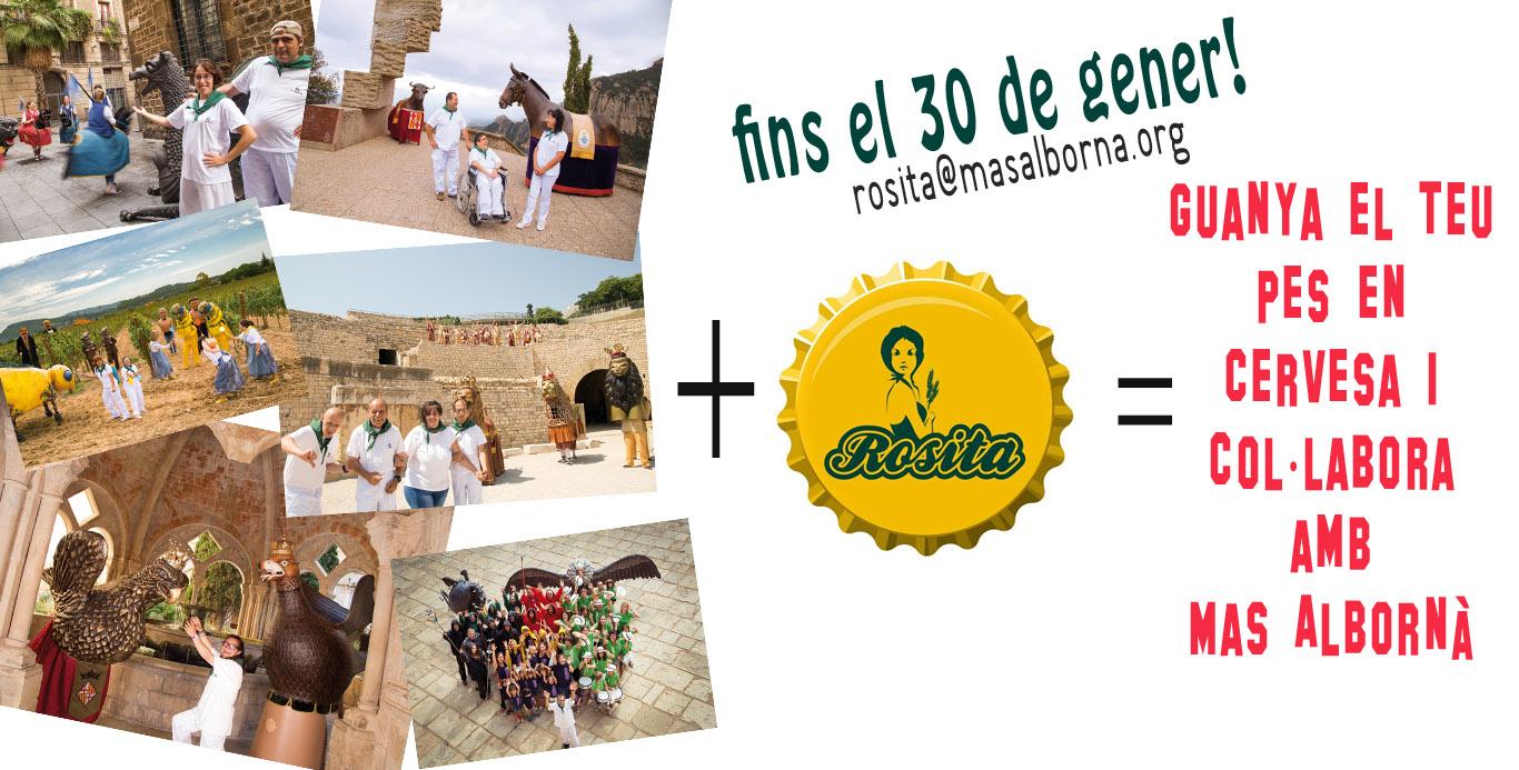 Promo Mas Albornà&Rosita