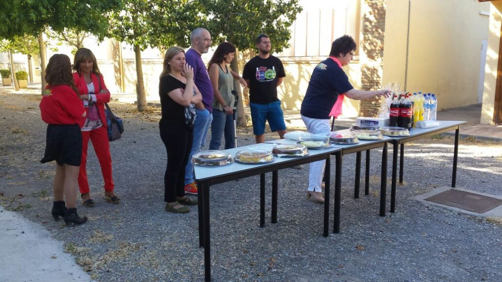 Pastissos del Centre Ocupacional de Mas Albornà