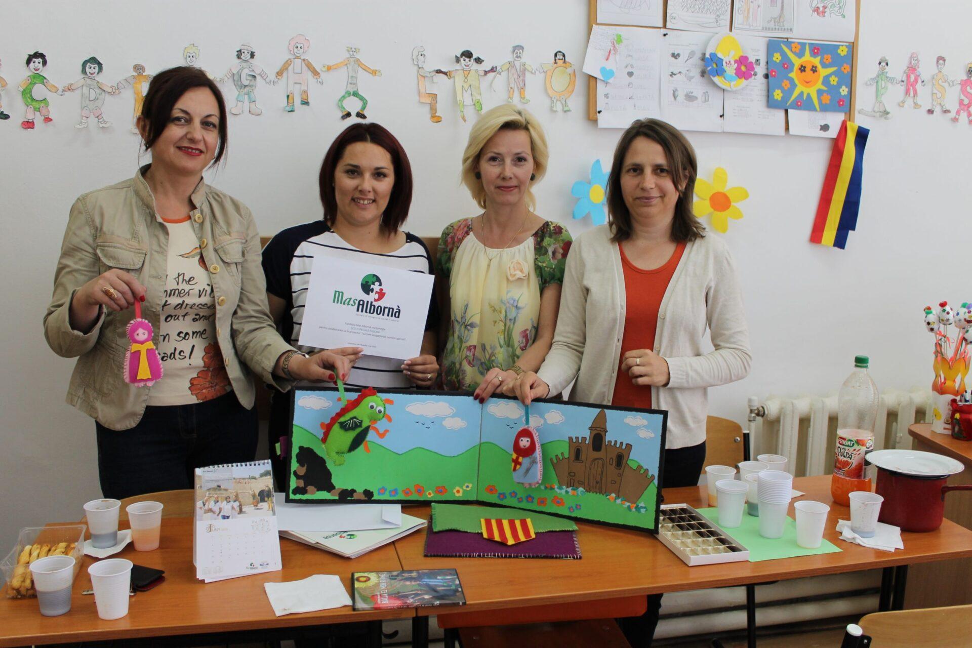 Projecte amb Romania