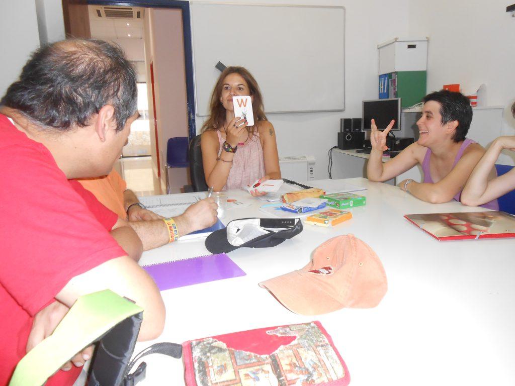 classes anglès