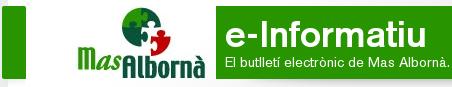 L'e-Butlletí de Mas Albornà fa vacances
