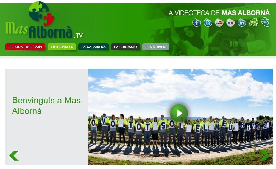 La Videoteca de Mas Albornà