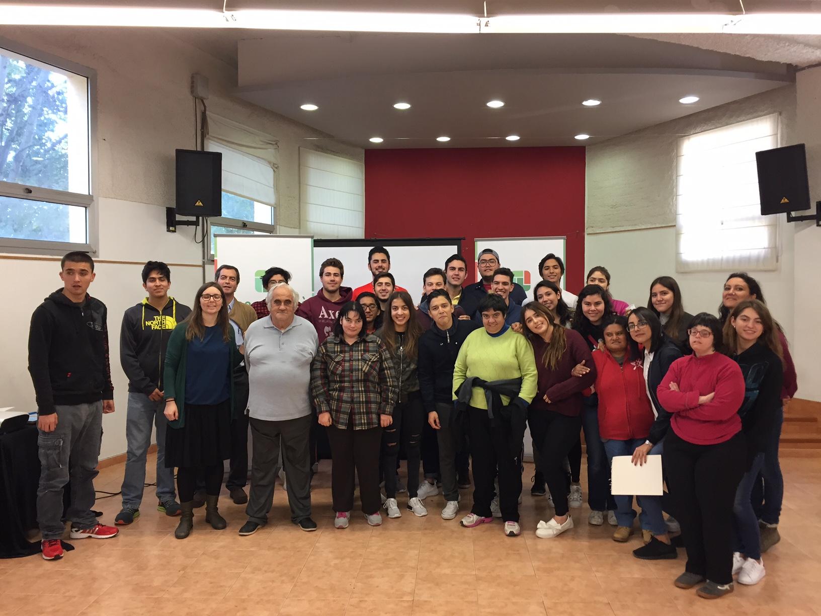 Estudiants de Mèxic ens visiten