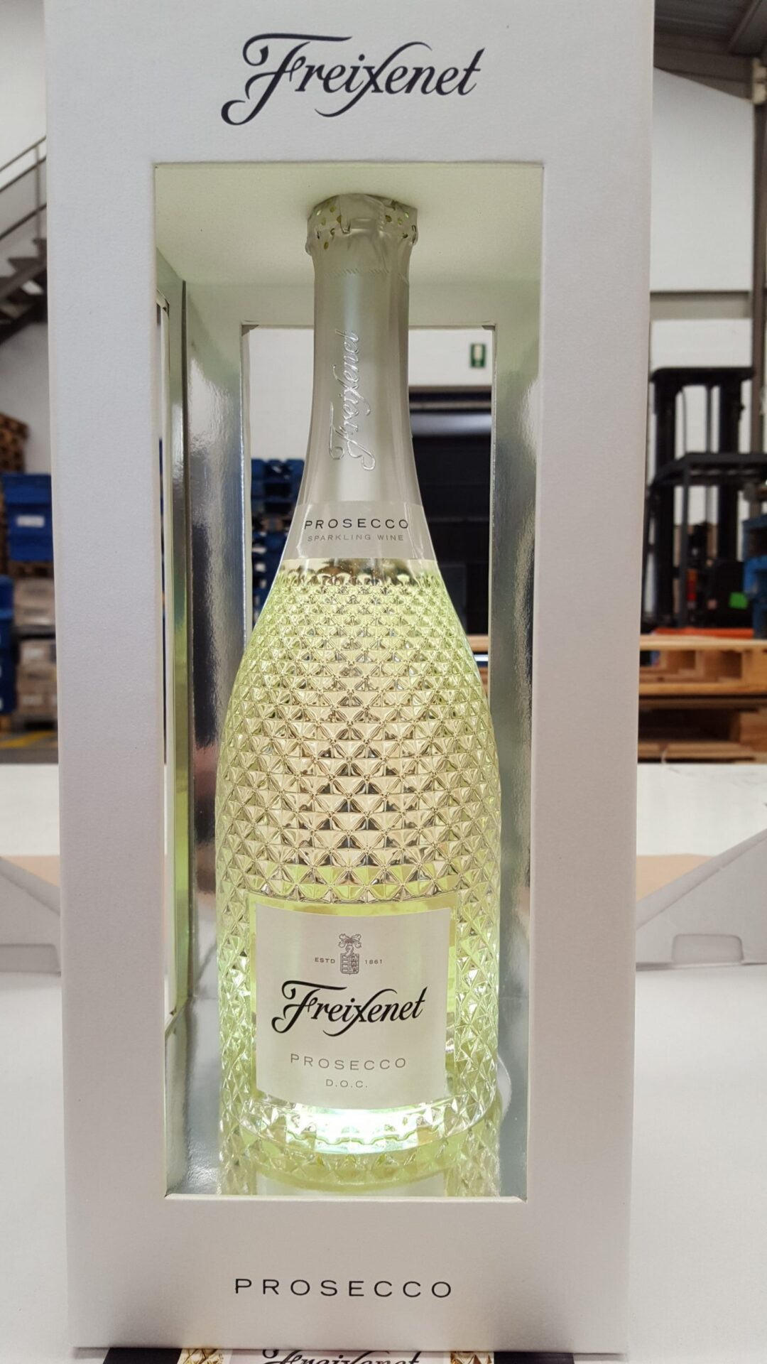 Nou packaging per a Freixenet Prosecco