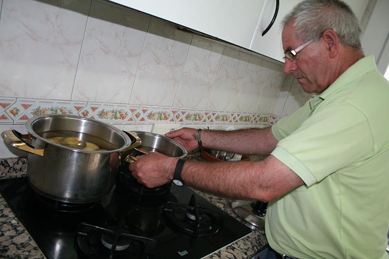 Tots podem aprendre a cuinar!
