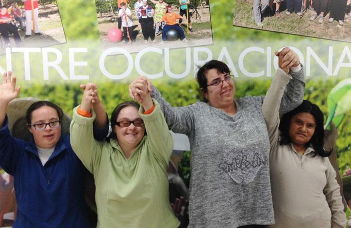 Campanya d'igualtat a Mas Albornà