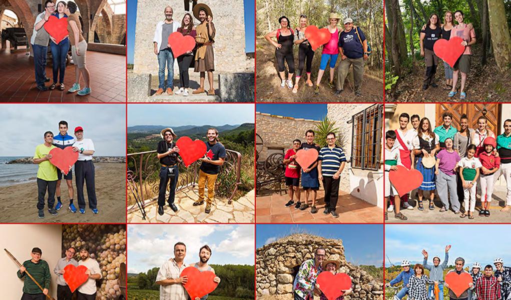 De Mas Albornà a tot Catalunya amb el cor