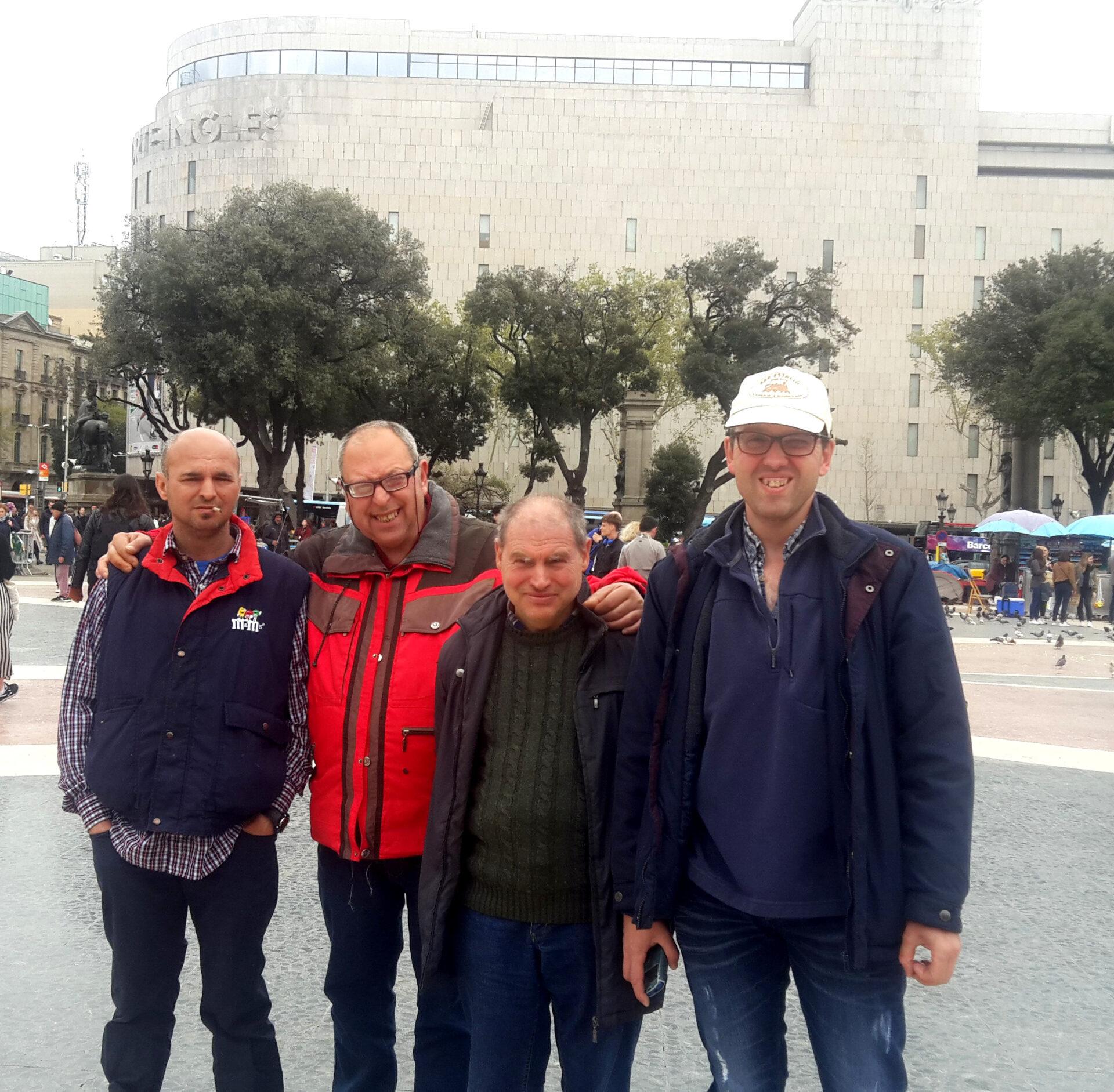 De turistes a Barcelona