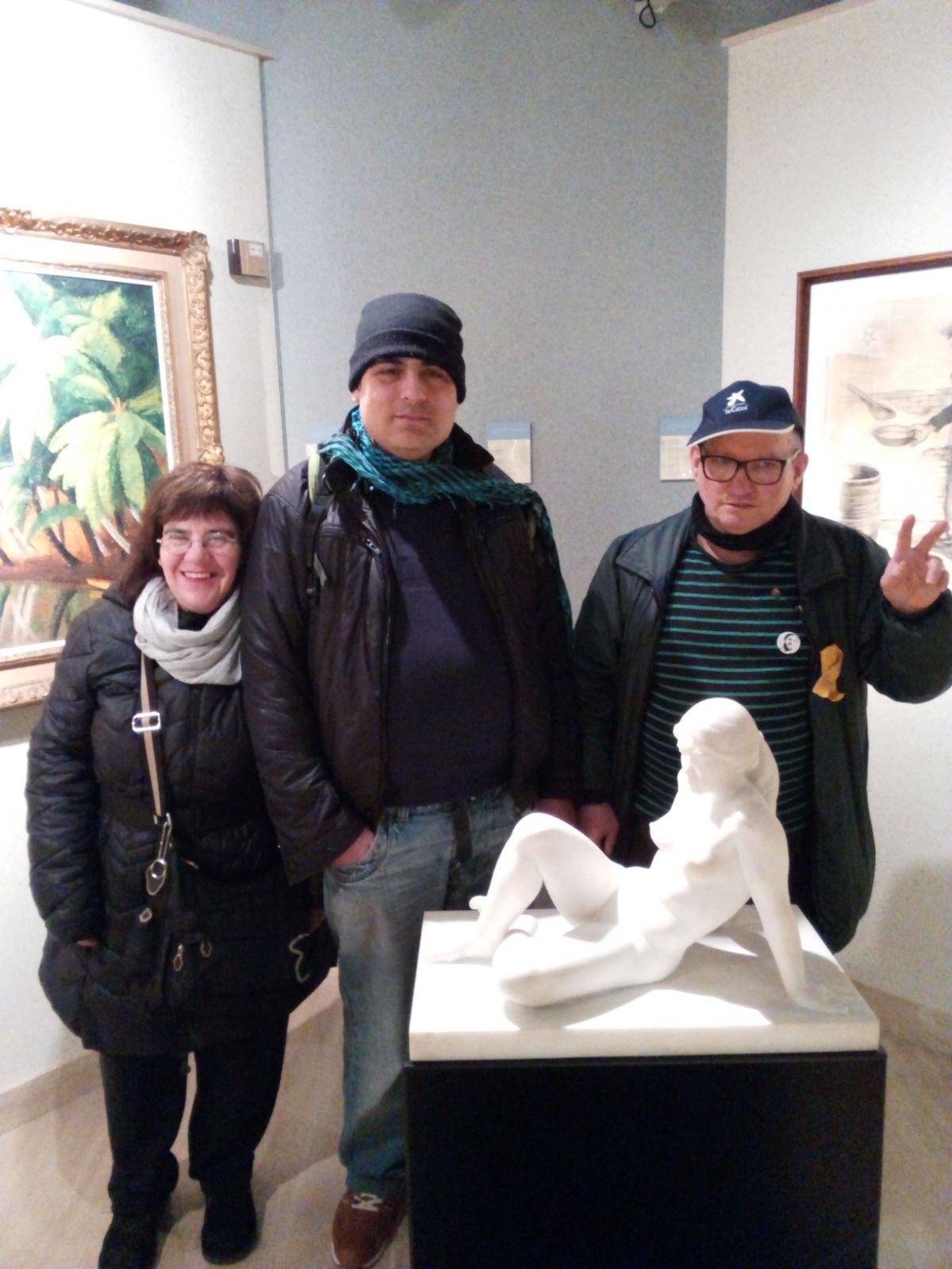 Visita cultural al Vendrell