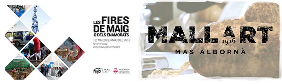 Mallart 1916 s'ensenyarà a les Fires de Maig