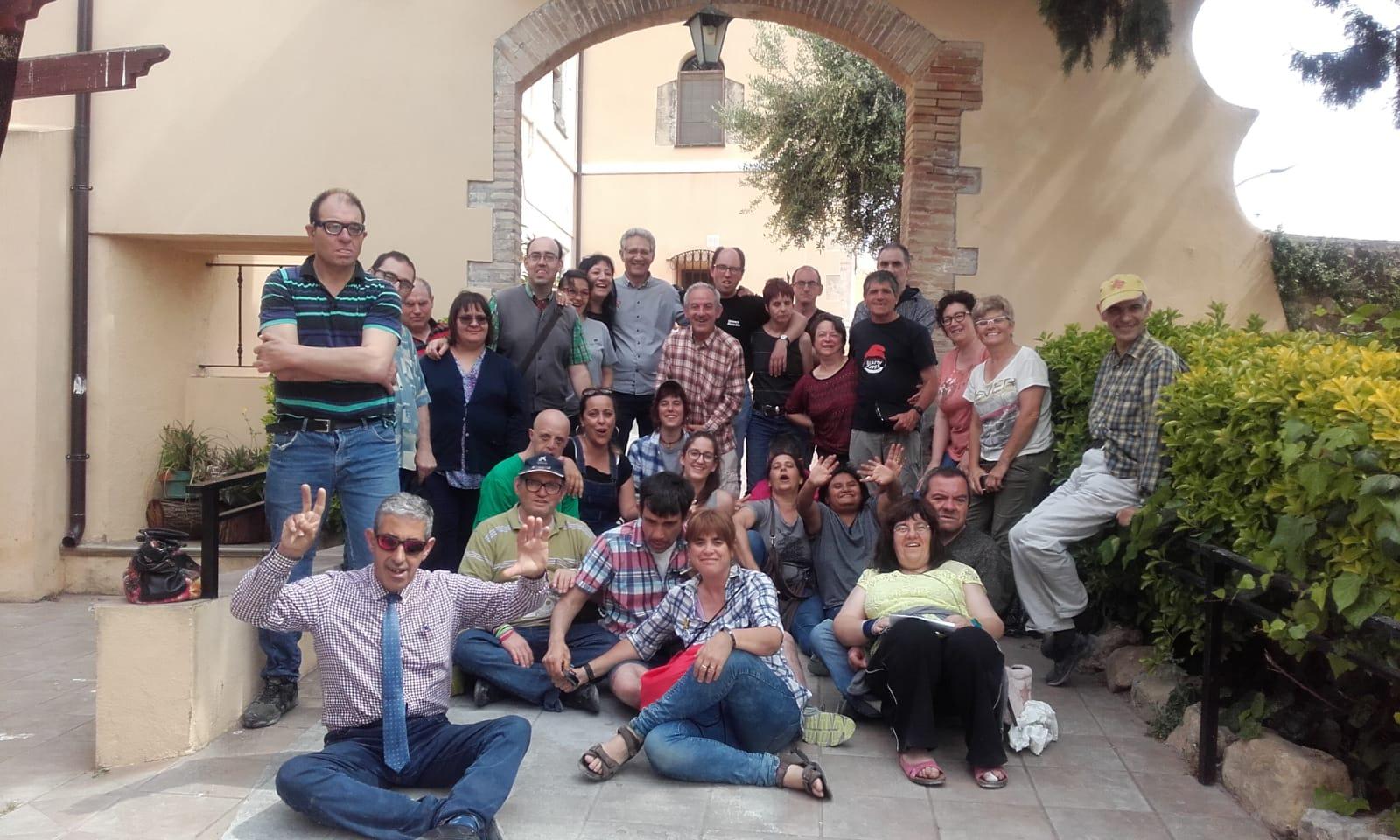 Comiat i homenatge al monitor Josep M. Romero