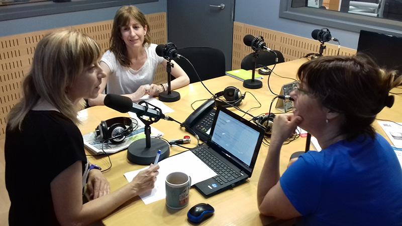 El voluntariat de Mas Albornà, a Ràdio Vilafranca