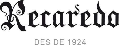 Logo Recaredo des de 1924. (positiu)