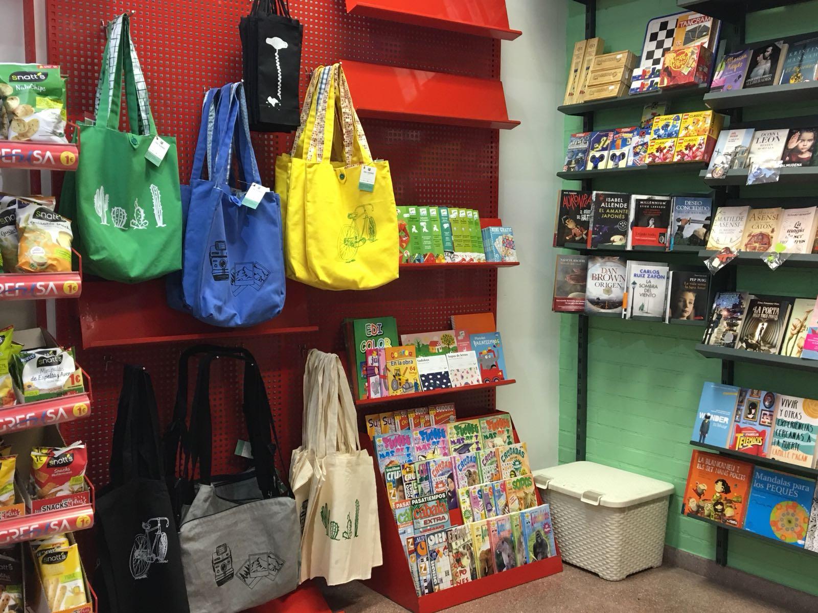 Nous productes 'made in Mas Albornà' al quiosc