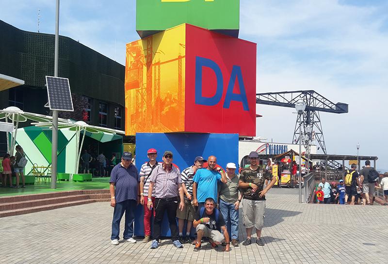 Diversió al parc d'atraccions del Tibidabo