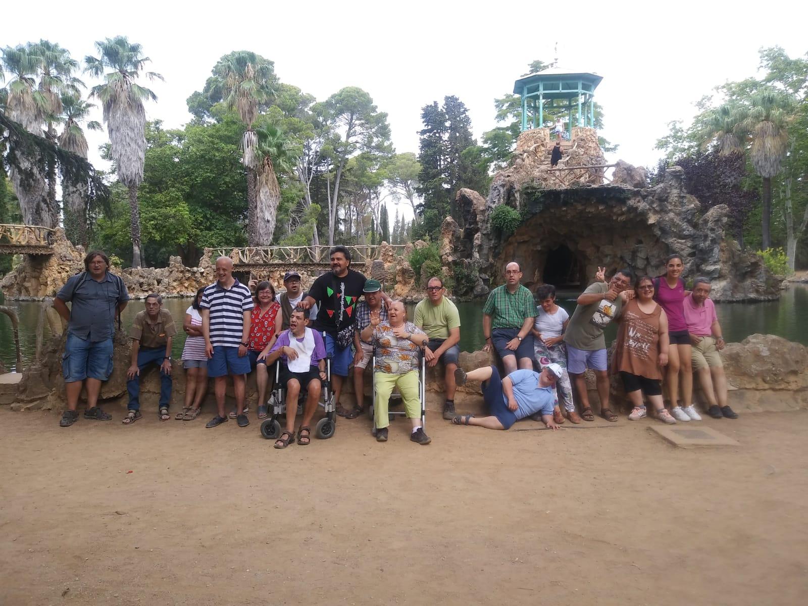 Visitem el Parc Samà de Cambrils