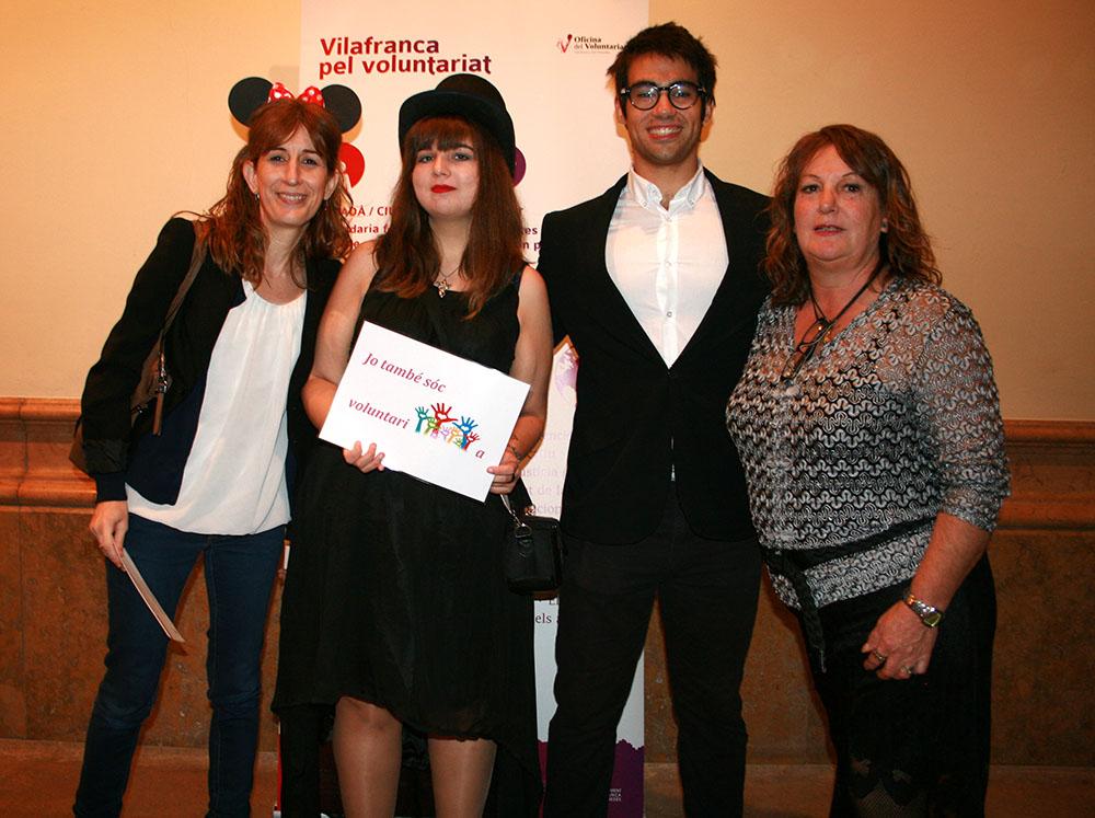 Participarem a la III Festa del voluntariat de Vilafranca
