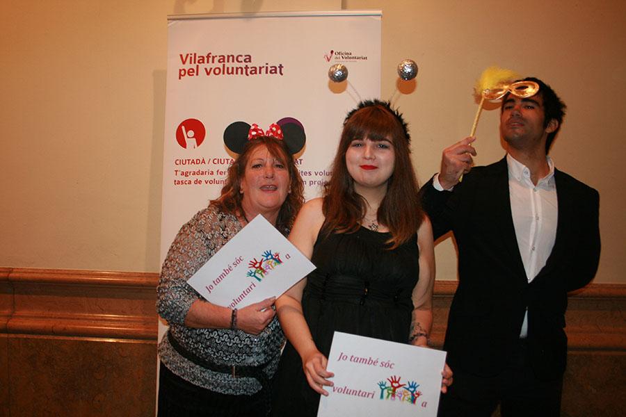 La gran festa pel voluntariat