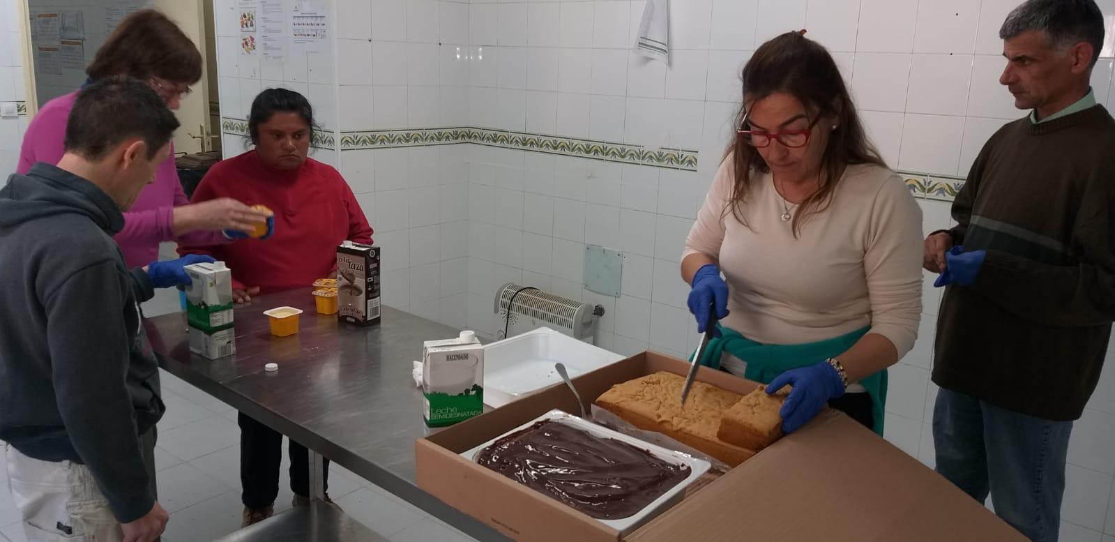 El taller de postres, una excusa per menjar dolç
