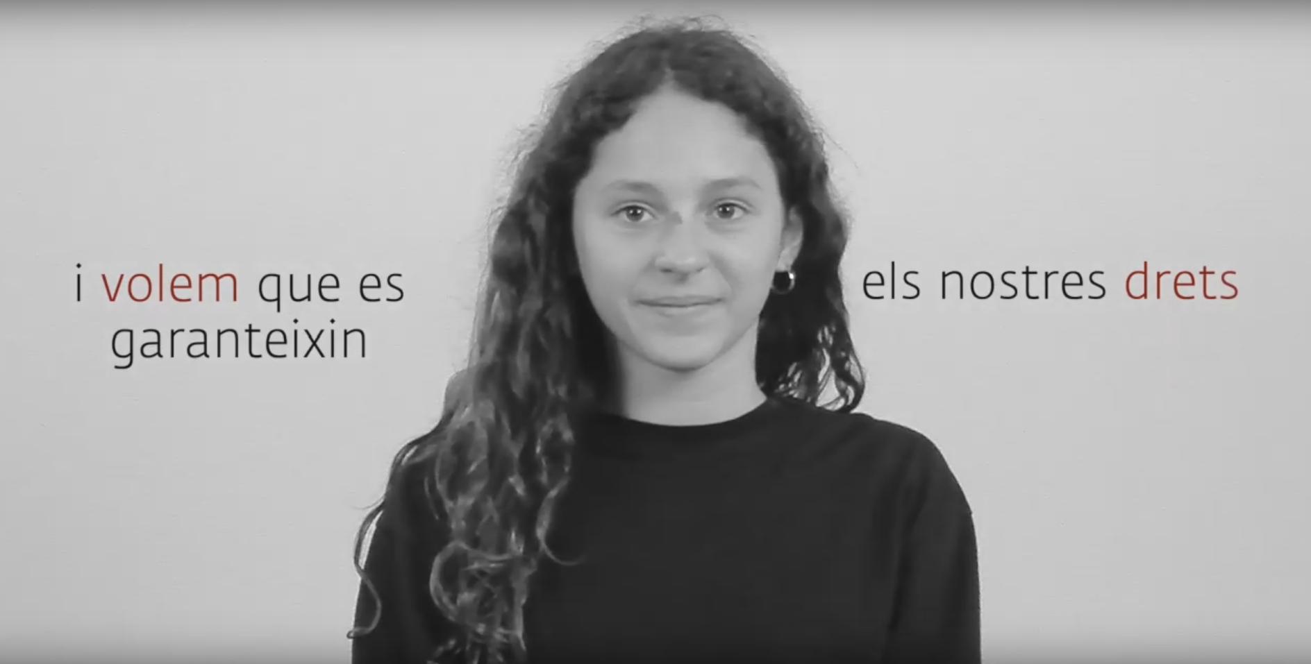Fem un vídeo per la Taula del Tercer Sector