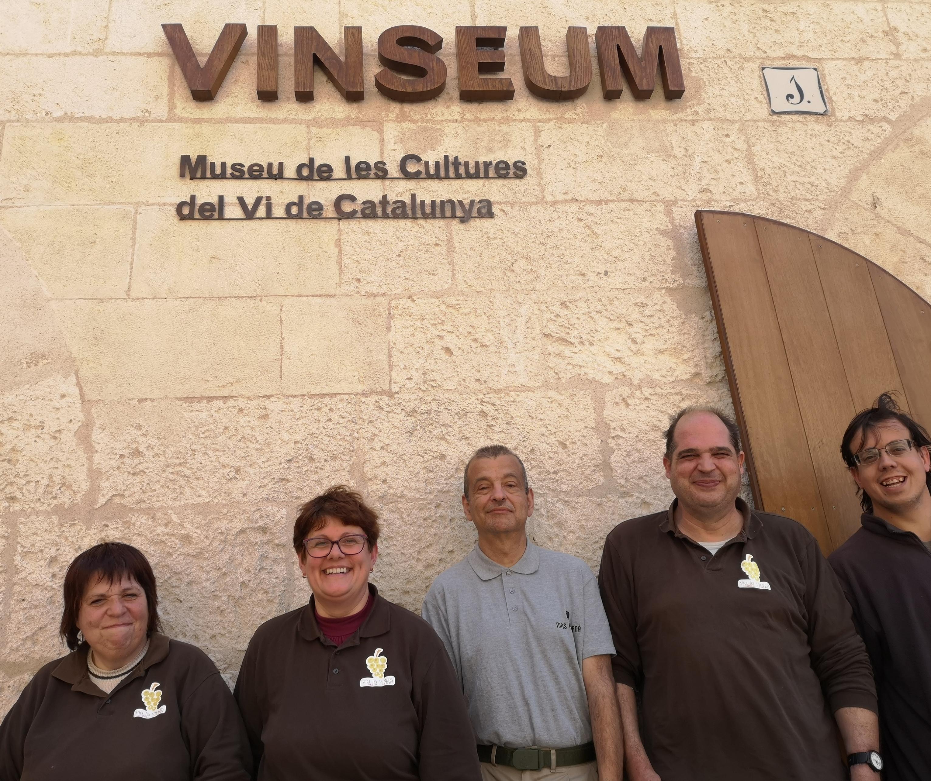 Visita al Vinseum