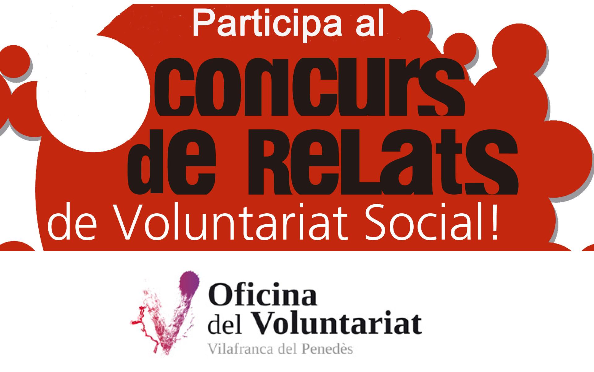 Segon concurs de relats sobre el voluntariat