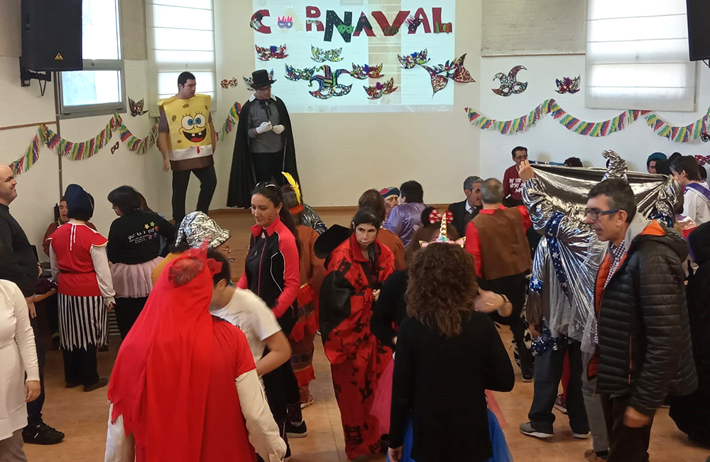 Un disfressa, un carnaval