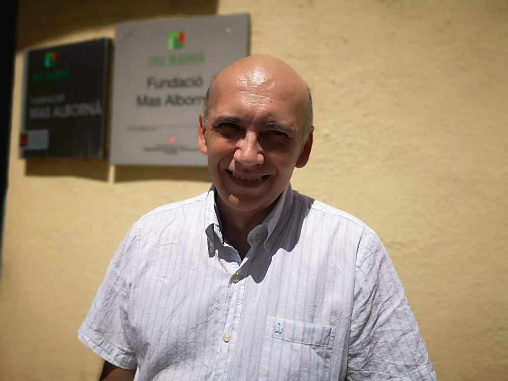 Nou director a Mas Albornà