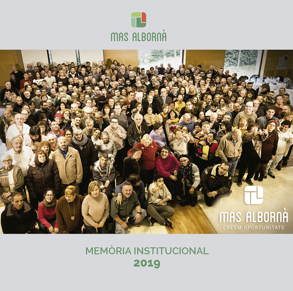 Memòria institucional 2019