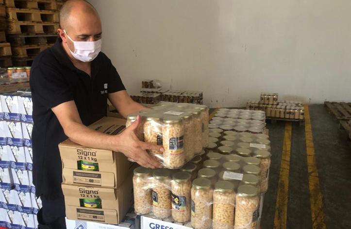 Mas Albornà col·labora amb les famílies més vulnerables