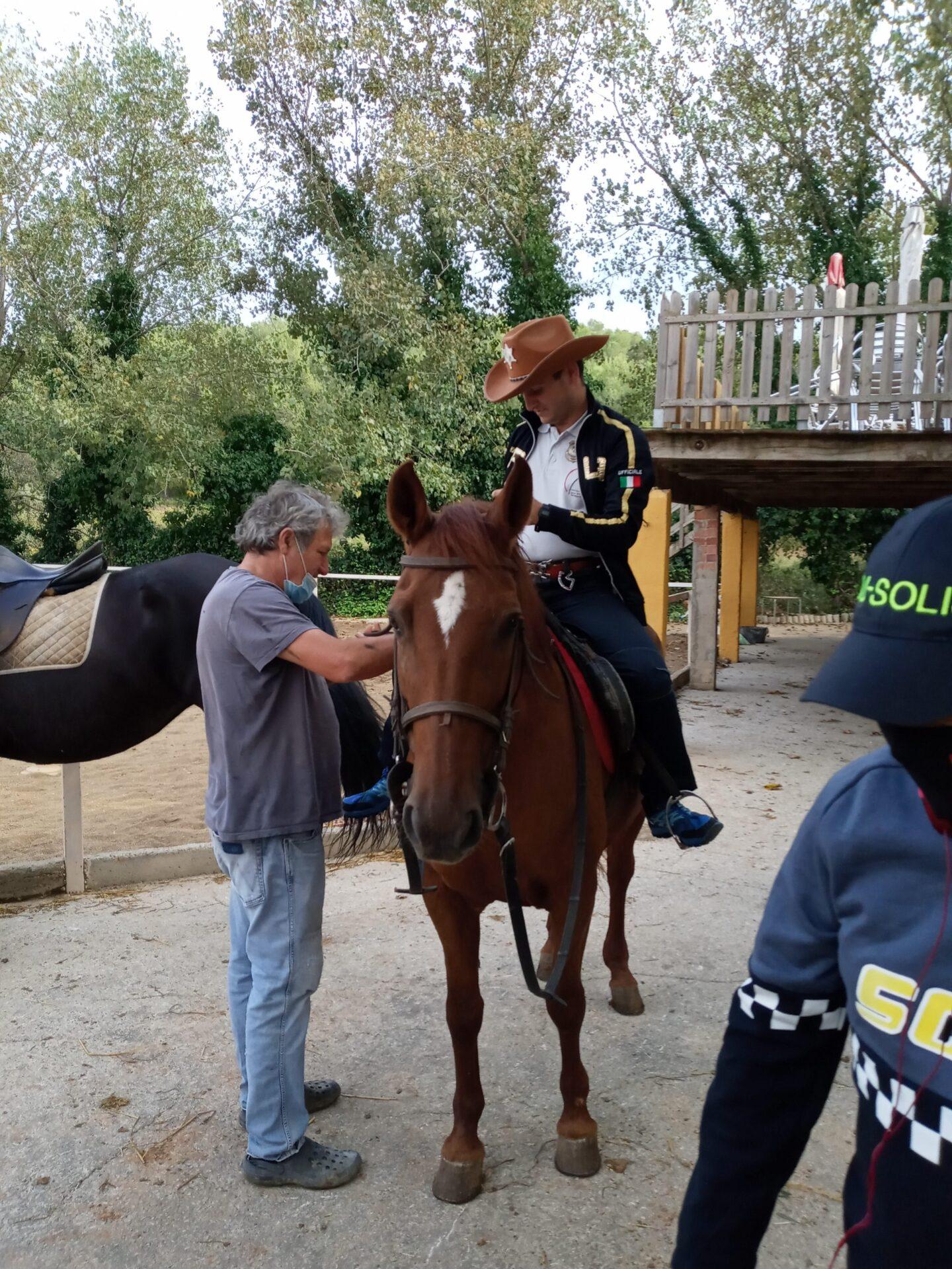 Anem a muntar a cavall!