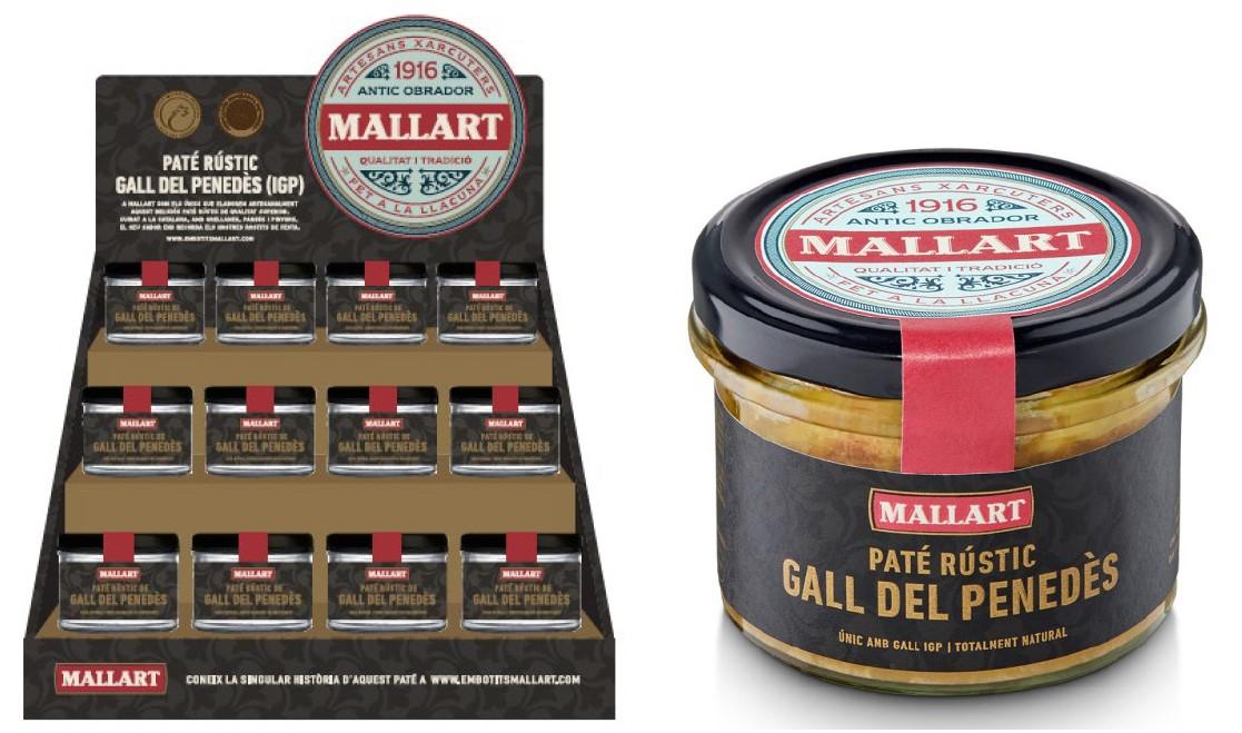 Un Nadal amb Mallart a la taula