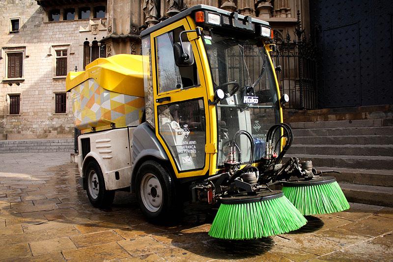 Guanyem la neteja viària de Vilafranca