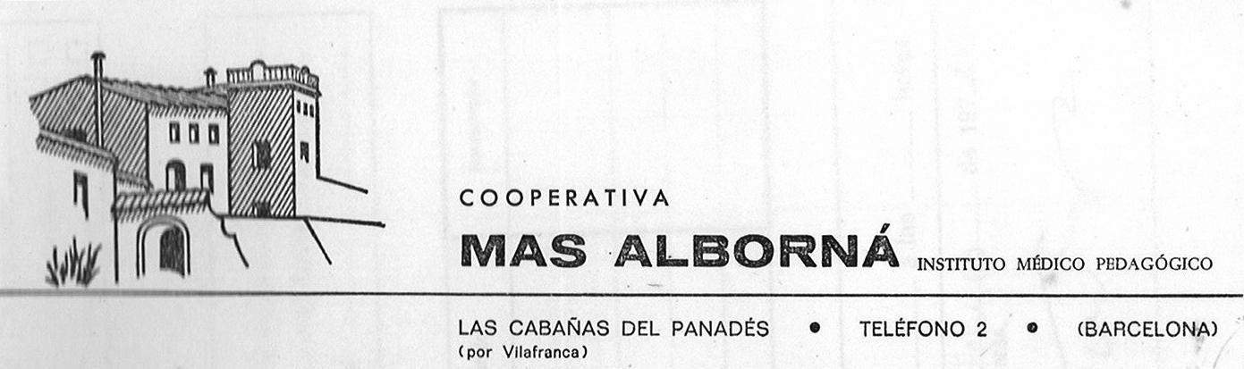 El projecte social de Mas Albornà