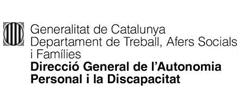 Direcció General de l'Autonomia Perdones Discapacitat