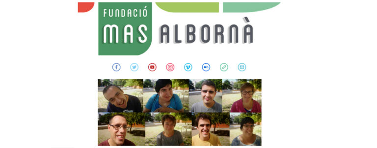 Aquest agost el butlletí de Mas Albornà fa vacances, però al setembre tornarà amb totes les novetats de la fundació.